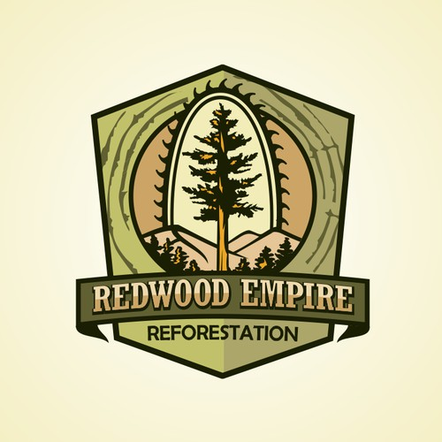 Redwood Forestry logo