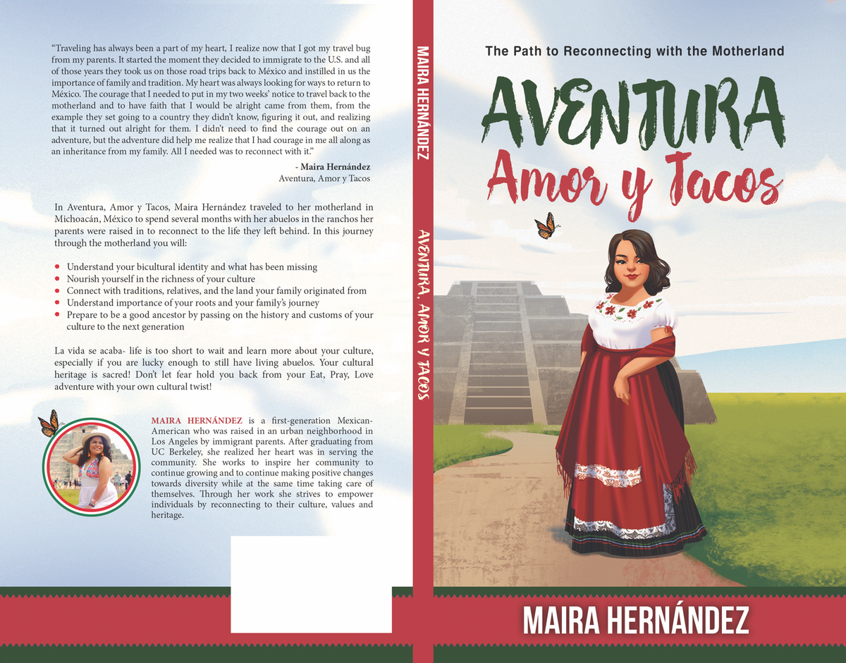 Book Cover for Aventura, Amor y Tacos