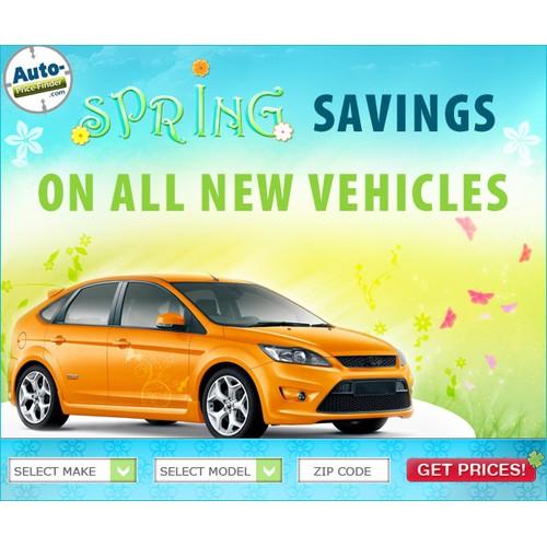 Spring Auto Ad
