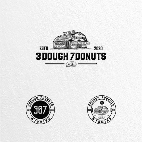 3 dough 7donuts