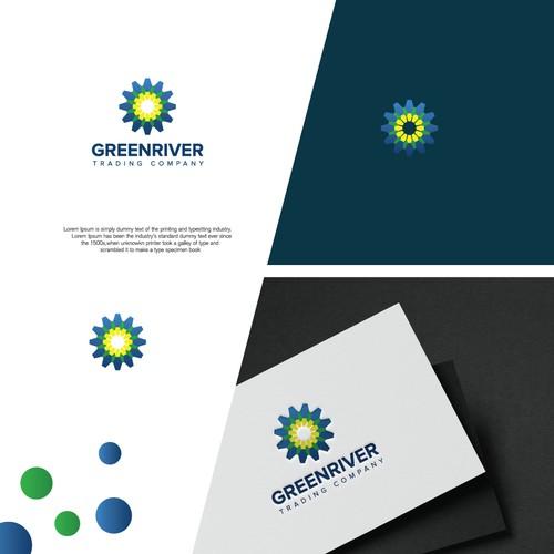 Logo for Green River Trading Company