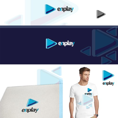 logo design for ENPLAY