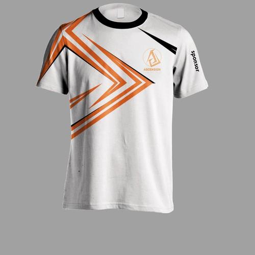 Design an E-sport jersey ( League of Legends)