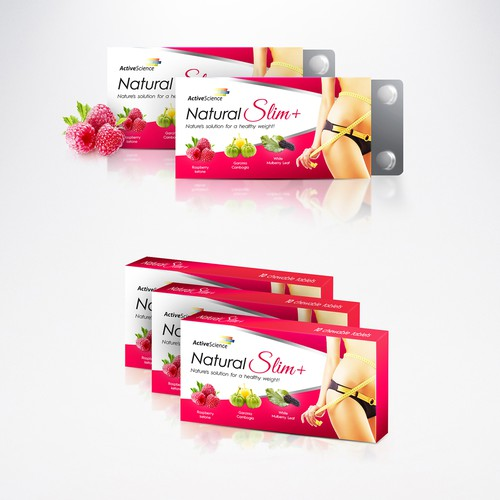 Help Anava Bio design spectacular packaging for it's Active Science weight loss brand.