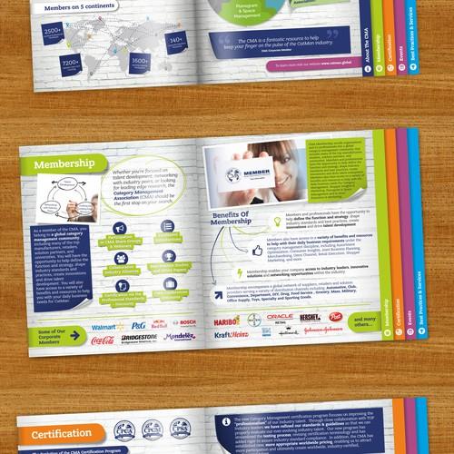 Very interesting brochure for CMA