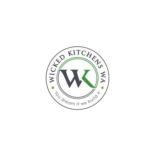 Logo design for Kitchen planner company