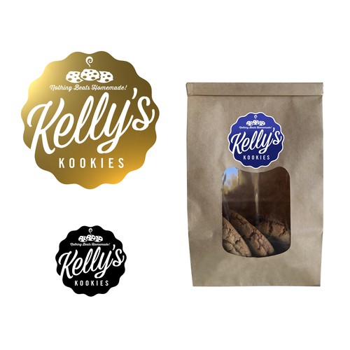 Kelly's Kookies Logo