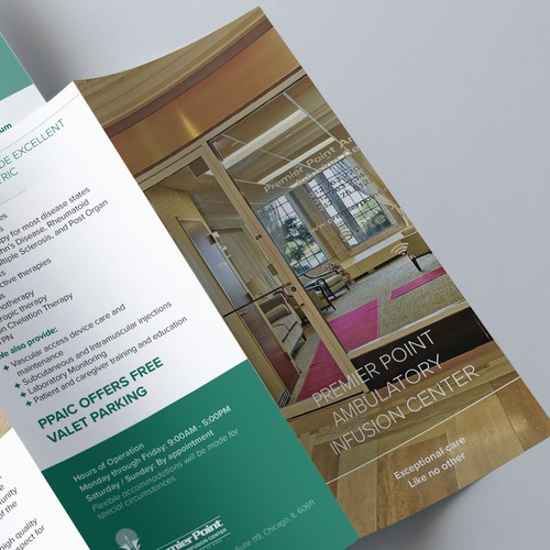 Premier Point Tri-fold Brochure