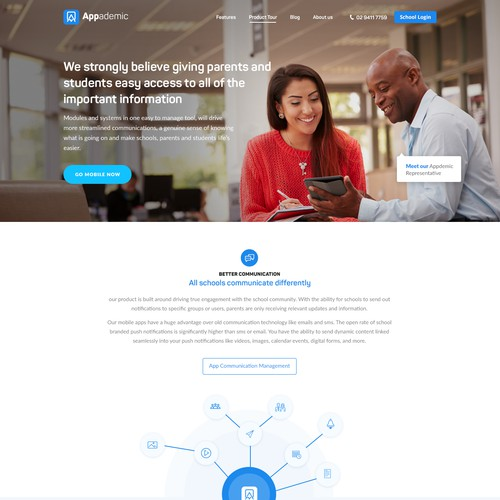 appdemic product page
