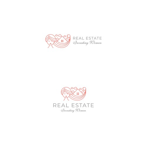 Logo concept for a real estate investing company