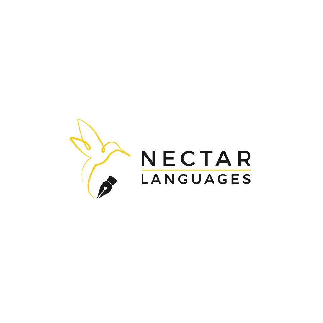Nectar Languages needs a nice, simple logo and business cards