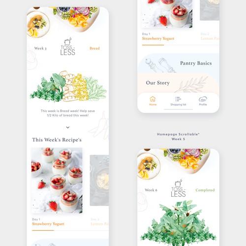 Foodwaste App