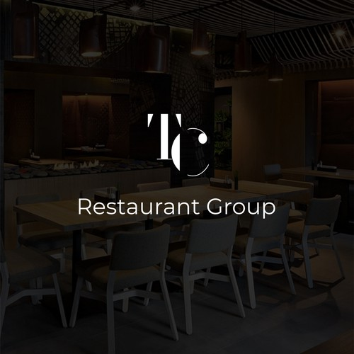 Logo design for restaurant group