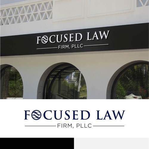 Branding for new law firm with a focused small town practice