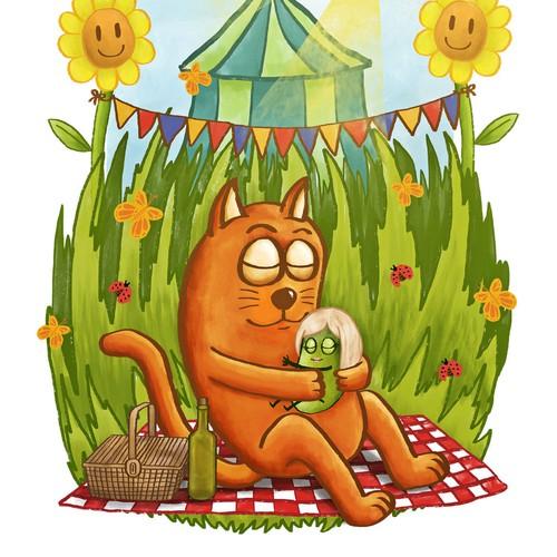 illustration for festival proposal!