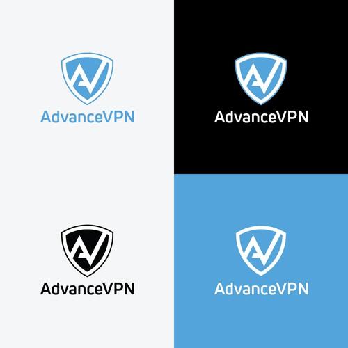 Advanced VPN Logo