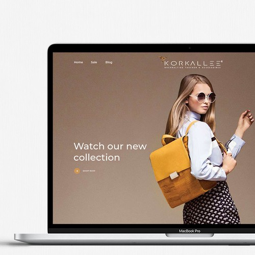 Proposal for Korkallee Webpage