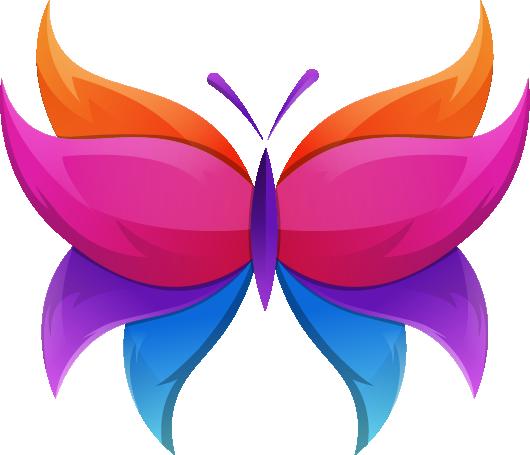 Un logo moderne et coloré (Niche Business en ligne)