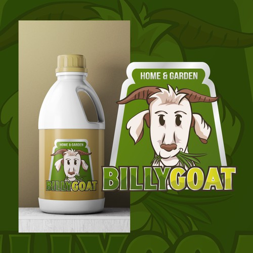 Logo Billy Goat - Home & Garden