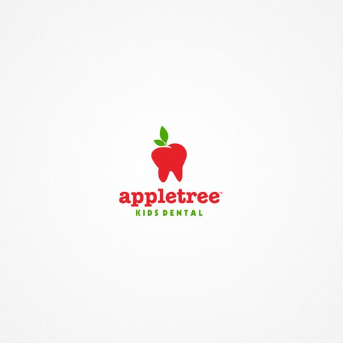 Appletree Kids Dental Logo