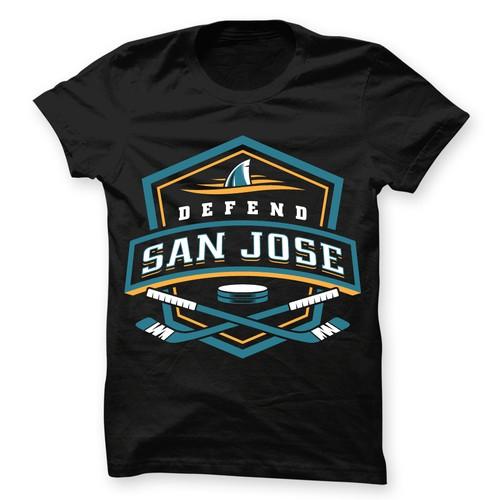 Defend San Jose T-shirt