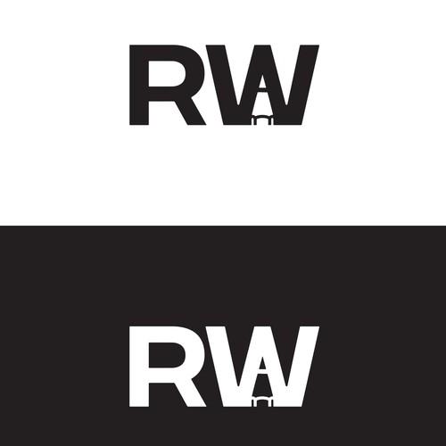 Simple logo mark for Rescue Write