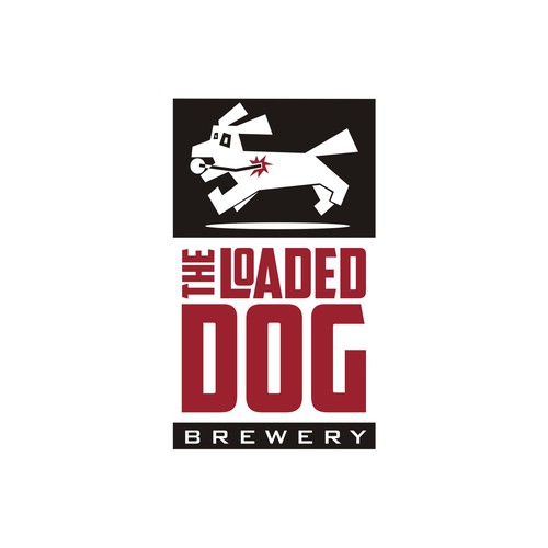 Logo for brewery inspired with an old Australian story