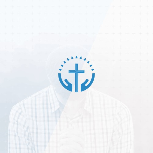 Minimalistic church logo
