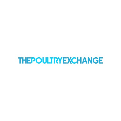 Bold and classy logo for an online poultry marketplace.