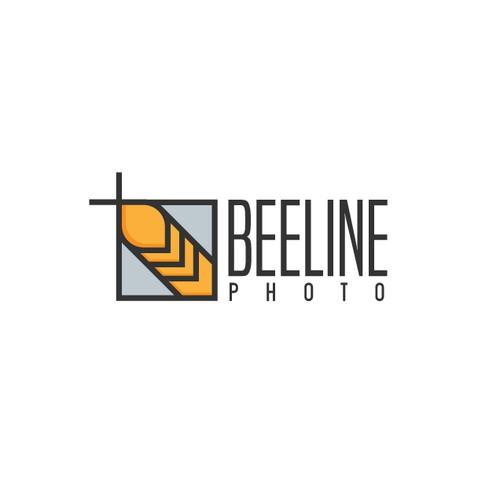 Logo Concept for Beeline Photo