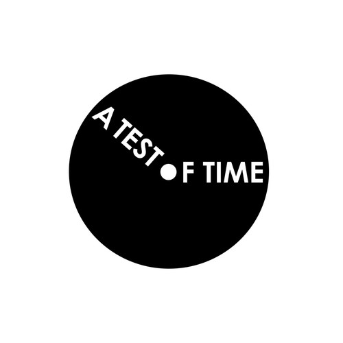 Logo for a DJ duo ''A test of time""