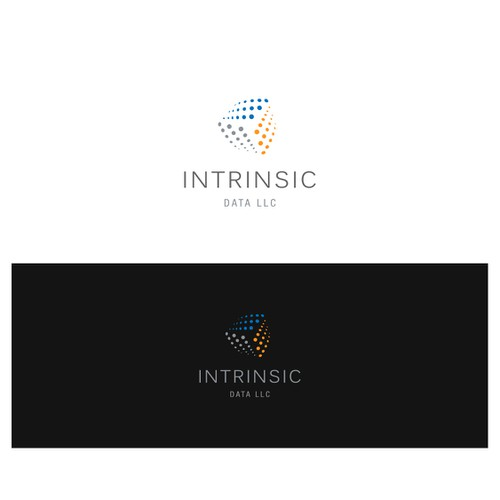 Intrinsic Data LLC needs a new logo and business card