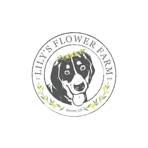 Logo for Flower Farm