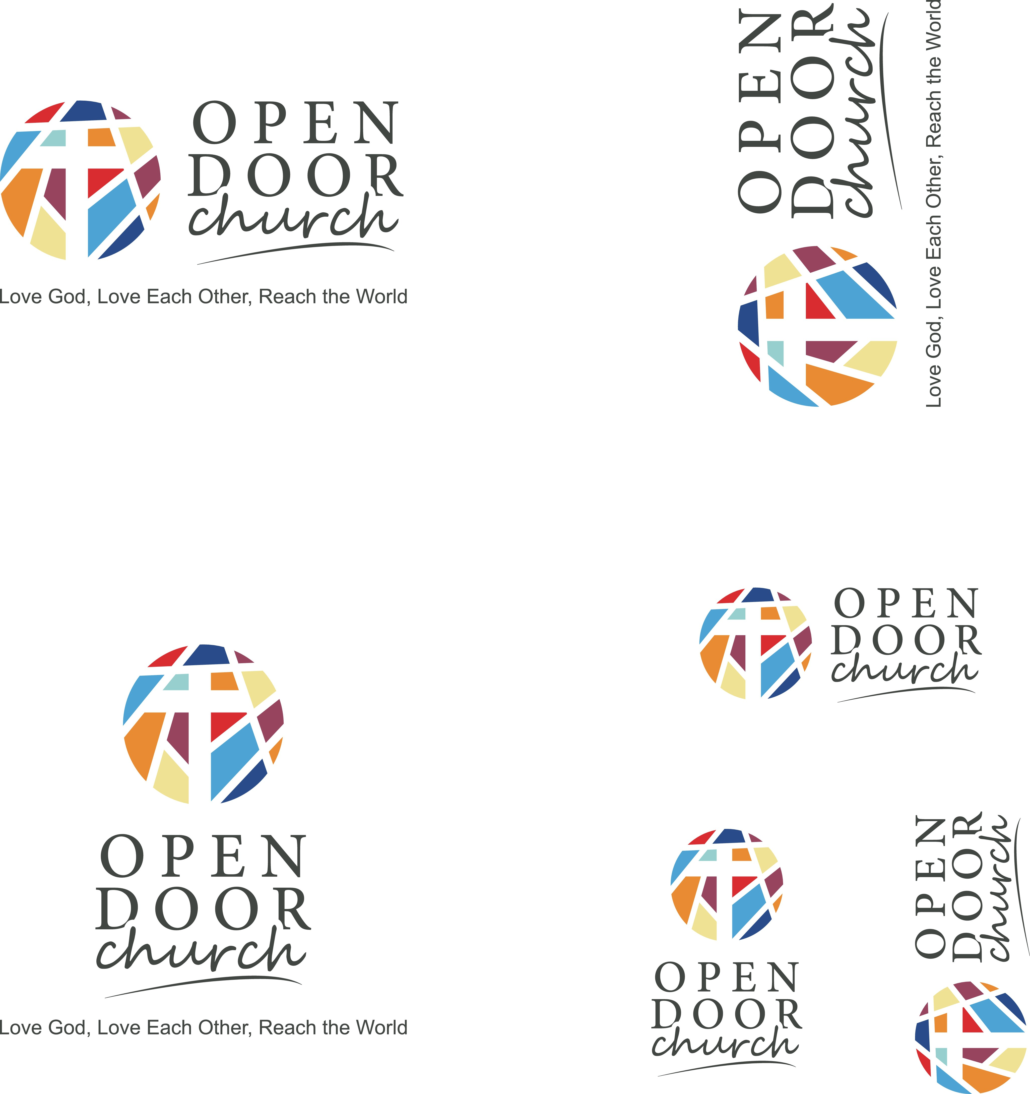 Traditional Midwest Church Seeking New Logo With a Modern Touch
