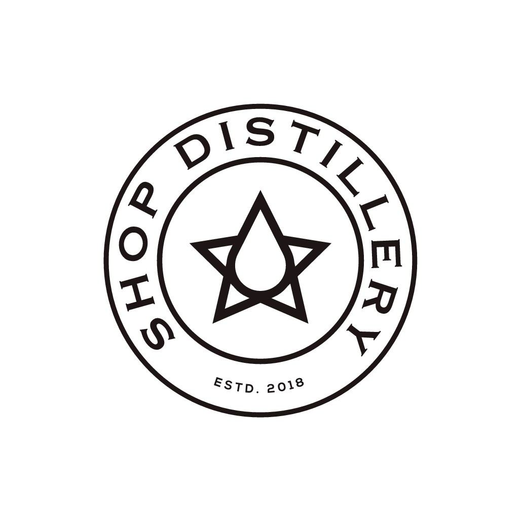 Shop Distillery needs a logo so good you could taste it