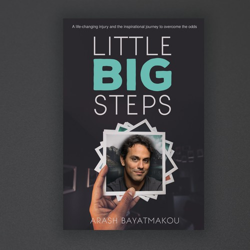 Little Big steps book cover