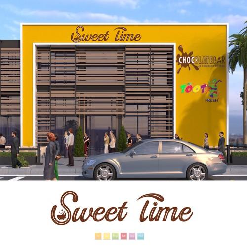 Logo for Sweet Time Restaurant