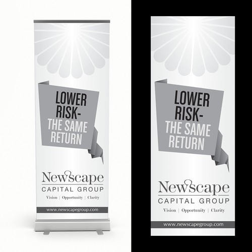 signage for Newscape Capital Group