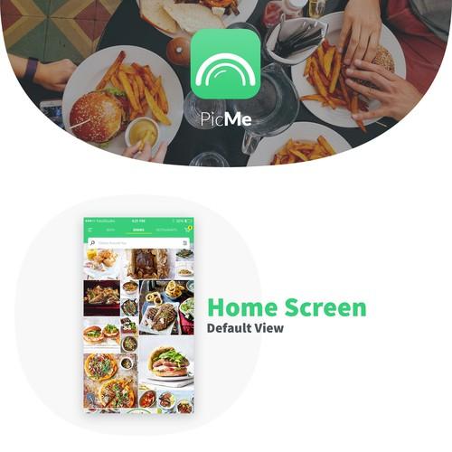 PicMe Mobile App