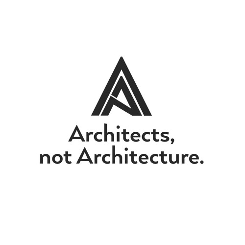 Architects, not Architecture.