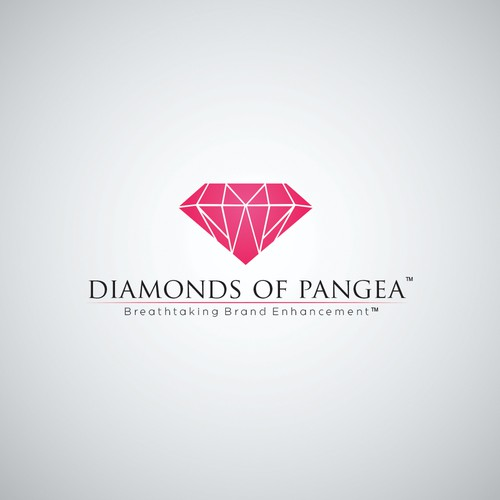 Purposed logo idea for Diamonds of Pangea