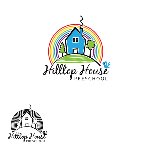 Help Hilltop House Preschool with a new logo