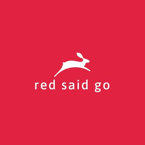 Red Said Go Logo