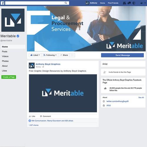 Meritable Facebook Cover