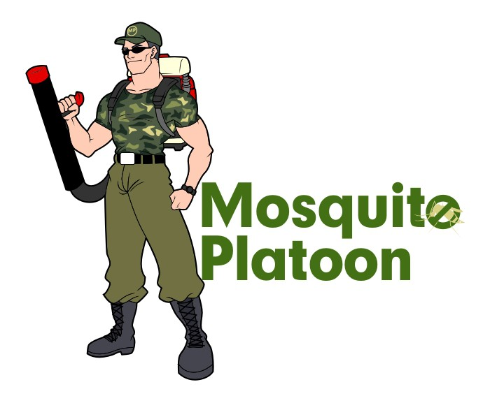 Help Mosquito Platoon with a new logo