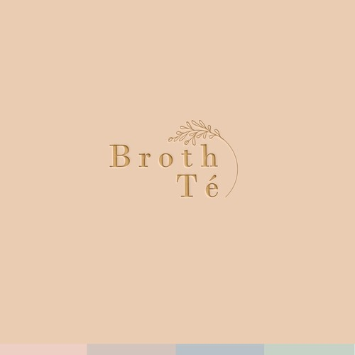 Logo design for a Broth Company