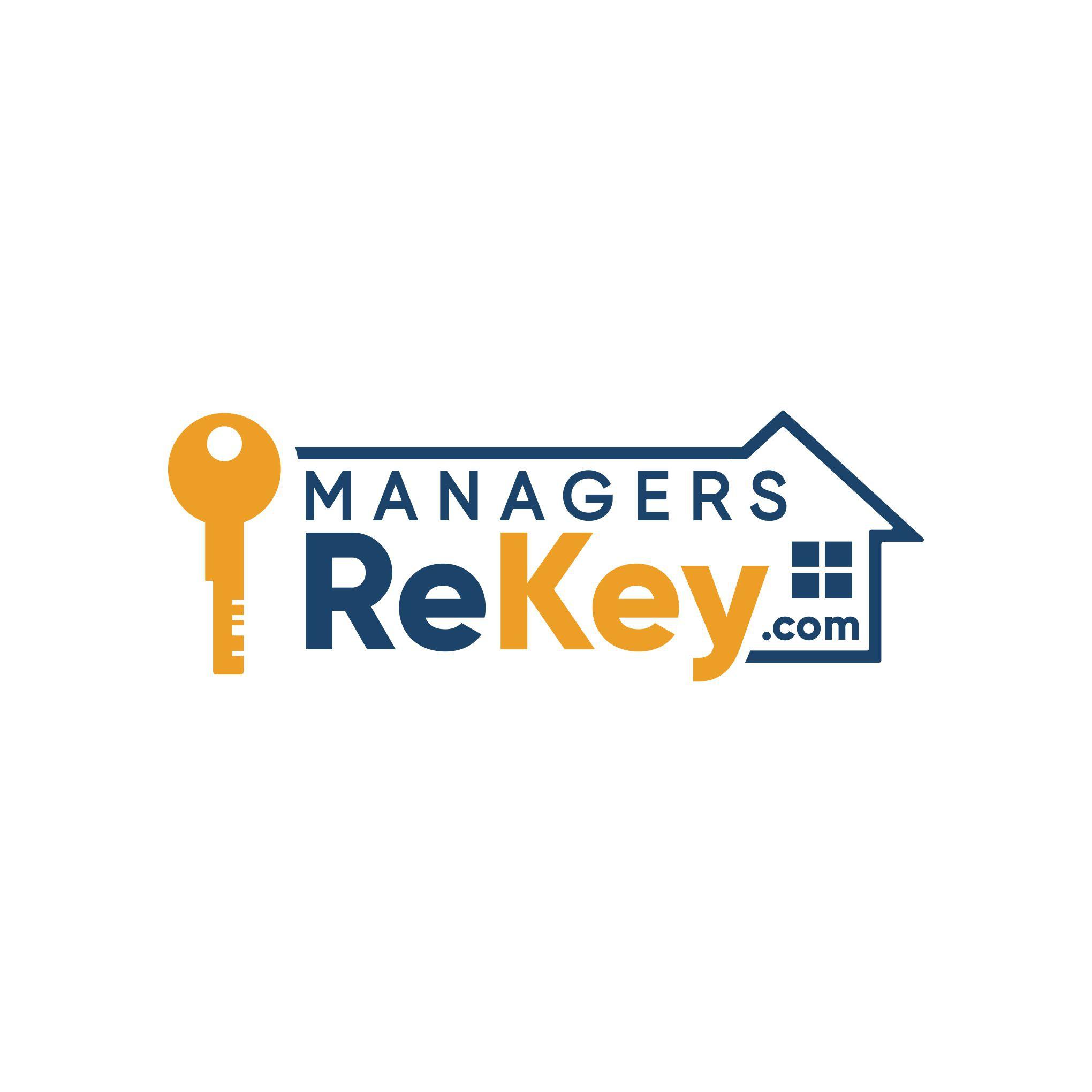 Locksmith company for Property Managers Needs a Distinct Logo