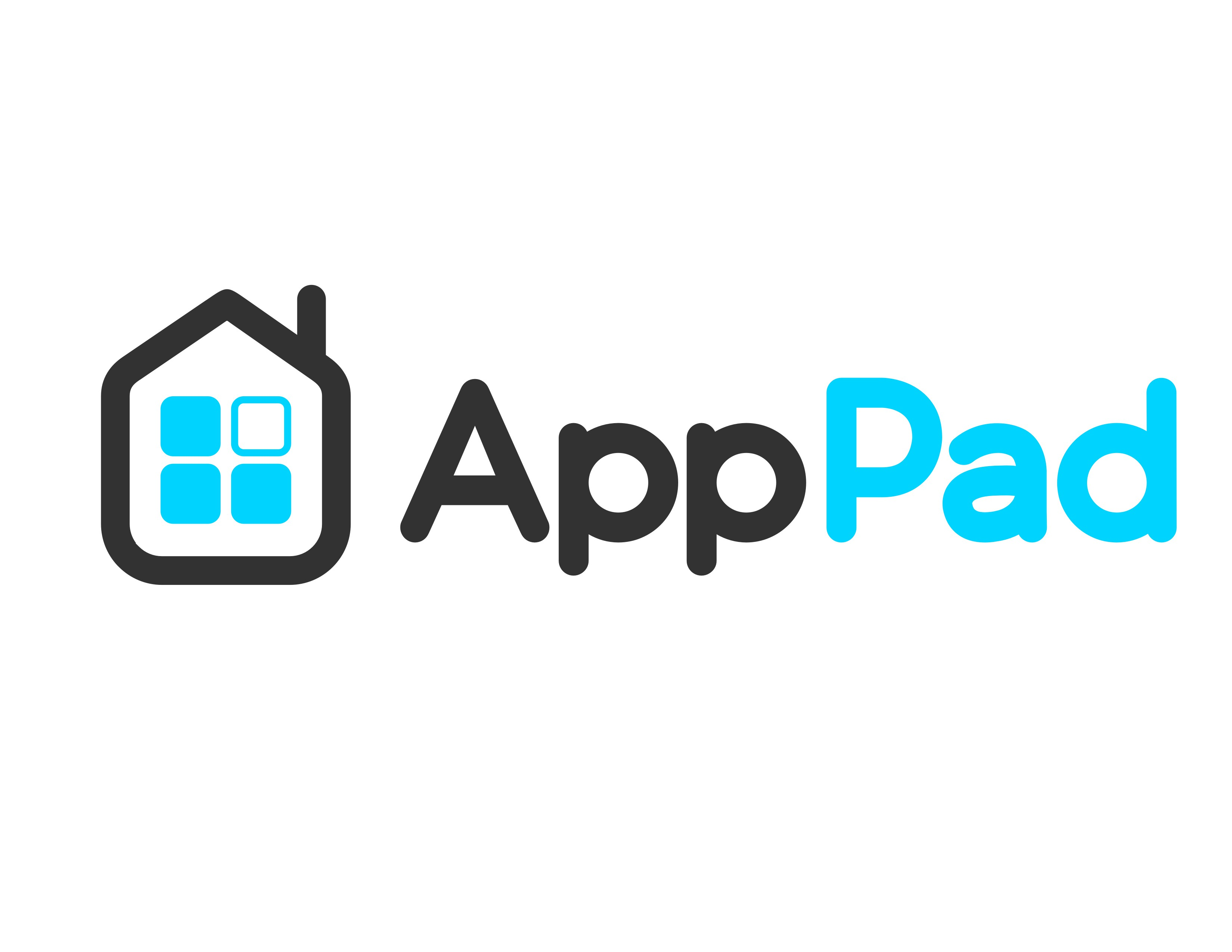 Logo for new software application: AppPad