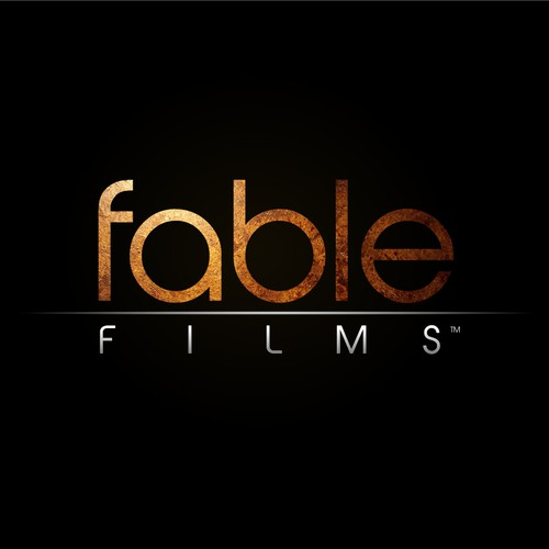 Logo design for film and comercial production company