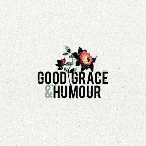 Logo for Good Grace & Humour